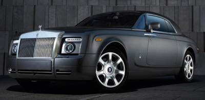 2009 Rolls Royce Phantom Coupe launched India