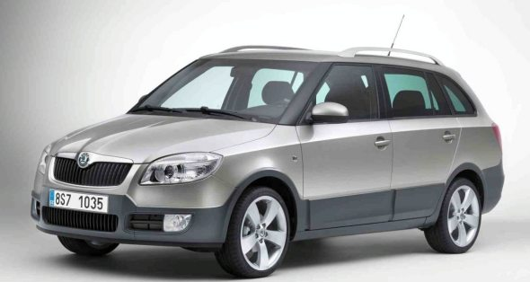Is the Fabia Scout Skoda's attempt at a sub-10 lakh SUV for India?