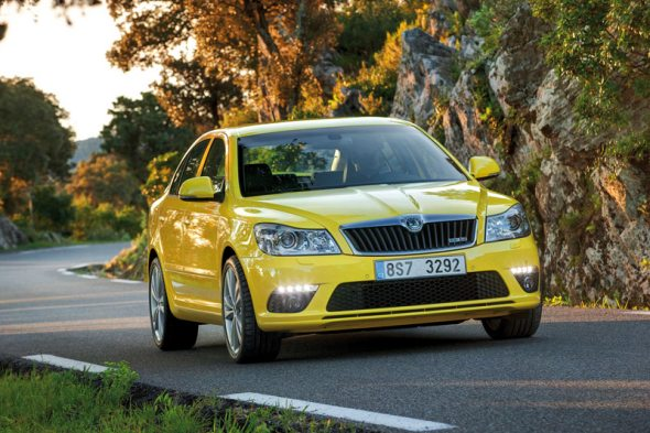 Skoda Laura RS likely to come to India this September