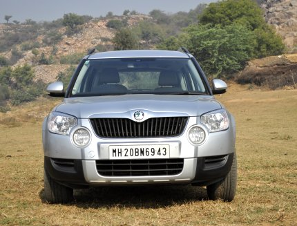 Skoda Yeti 4×2 variant launched at Rs. 13.46 lakh