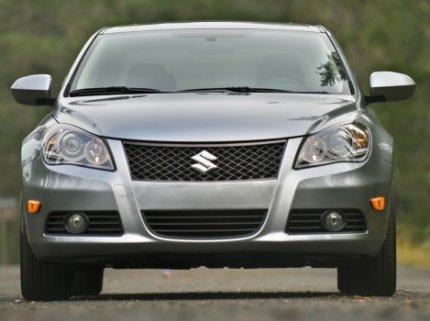 Suzuki Kizashi India launch soon