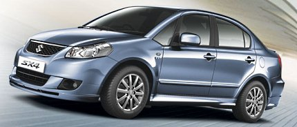Maruti SX4 Royale launched