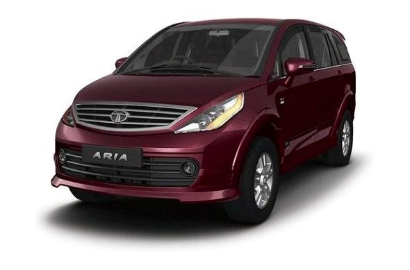 Tata Aria AWD Luxury Crossover Photo