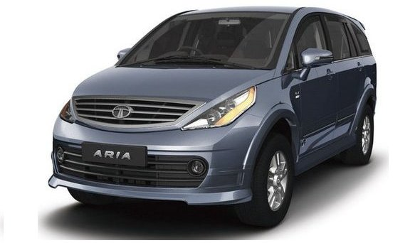 Tata Aria launched: Price Rs 12.9 to 15.5 lakhs