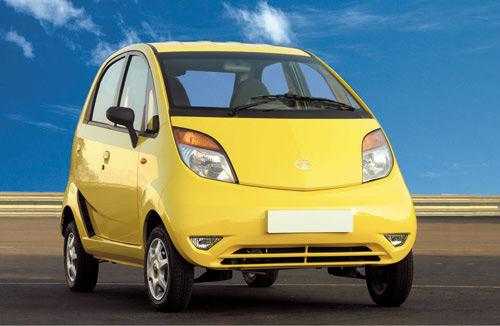 Tata Nano sales go up in April