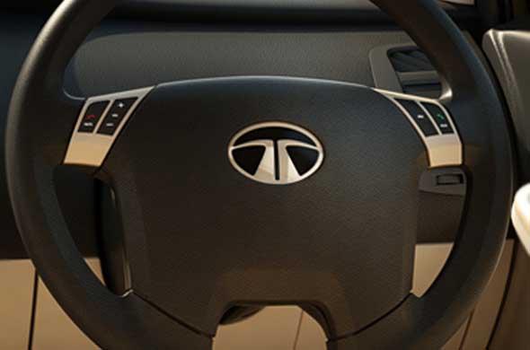 tata vista steering mounted controls