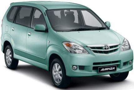 Toyota Avanza launch at Auto Expo 2010