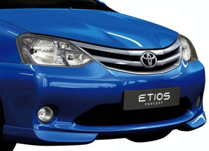 Toyota Etios hatchback and sedan