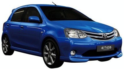 Toyota Etios Liva launched at a shocking price of Rs 3.99 lakh