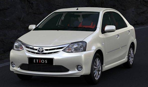 Toyota Etios Sedan Picture