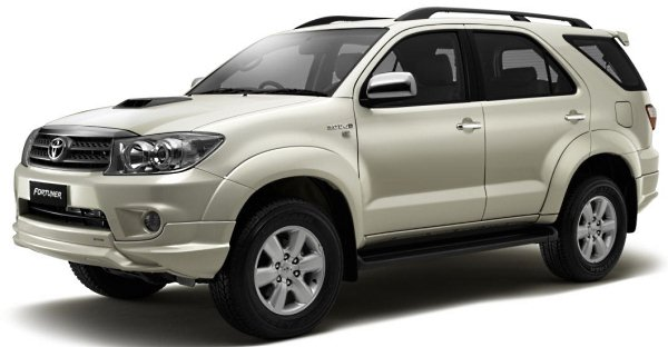 Toyota Fortuner bookings reopens