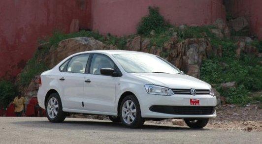 Volkswagen Vento outshines Honda City