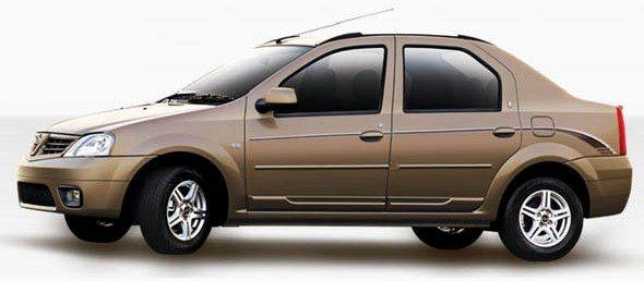 Mahindra Verito Sedan Pic