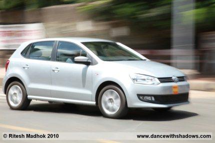 Volkswagen Polo diesel road test