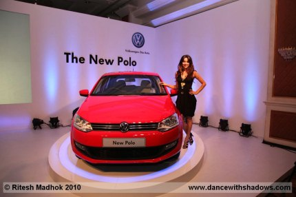 VW launches the New Polo in India