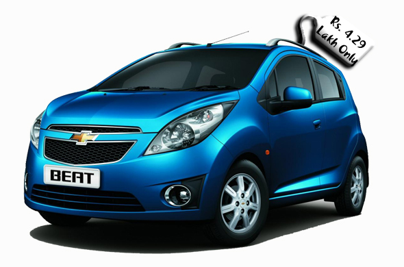 Chevrolet launches Beat diesel at competitive price of Rs 4.29 lakh