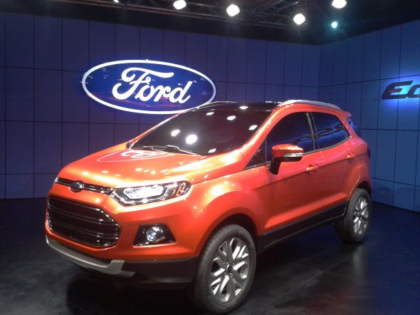 ford ecosport suv photo gallery