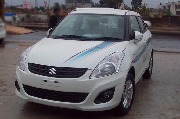 maruti suzuki new dzire front photo