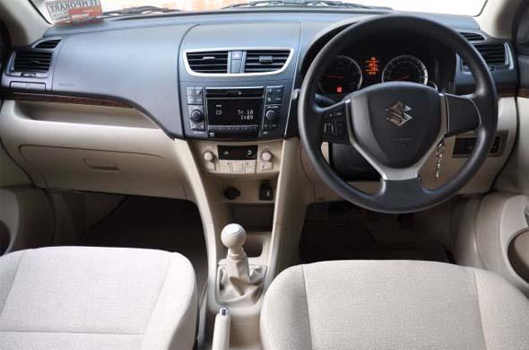 new maruti suzuki dzire compact sedan photo