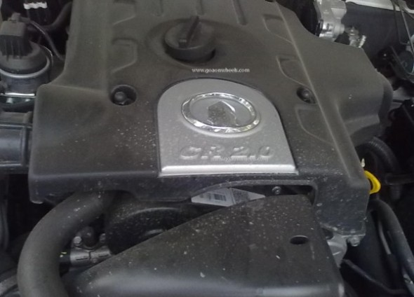 Haval 5 Engine