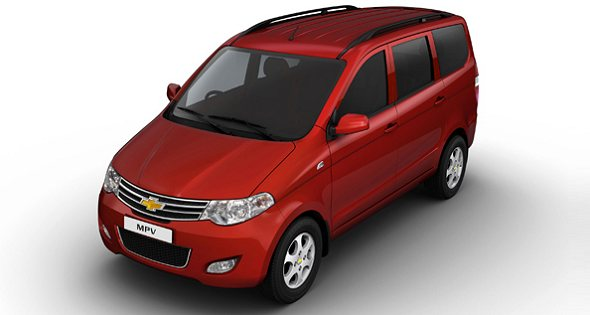 Chevrolet Enjoy MPV Pic