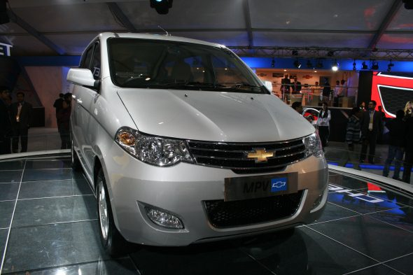 chevrolet mpv photo