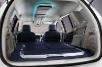 chevrolet trailblazer boot space