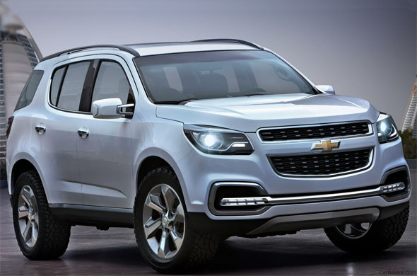 Chevrolet May Launch The Trailblazer Suv In India
