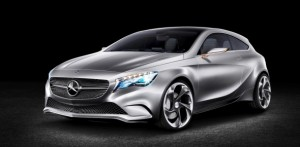 Mercedes Benz A Class Concept