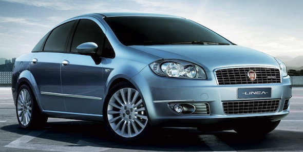 new fiat linea 2012 photo
