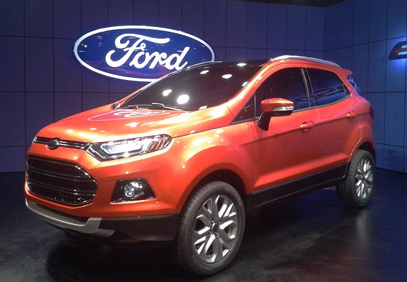 ford ecosport photo 1