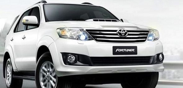 fortuner facelift