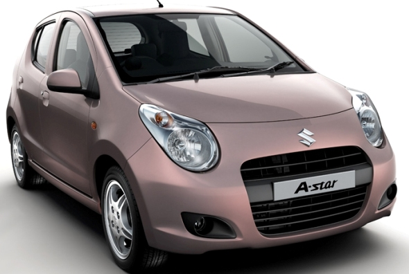 Maruti Suzuki A Star With New Features Launched At Rs366 Lakh