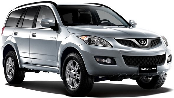 haval h5 suv for india photo