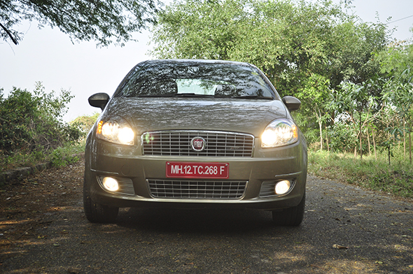 new fiat linea 2012 headlamps