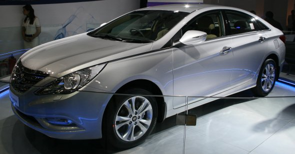 hyundai sonata photo gallery