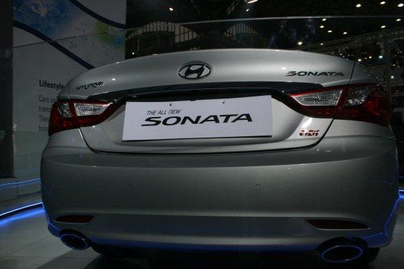 hyundai sonata photo gallery