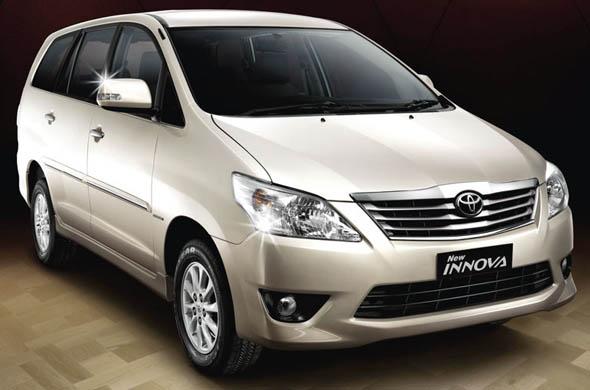 Toyota Innova MPV Image