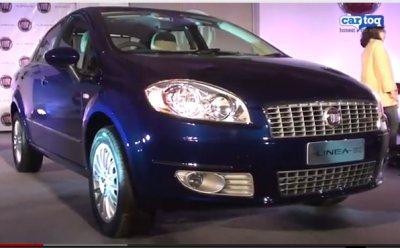 2012 Fiat Linea 1.4 Dynamic petrol video review!