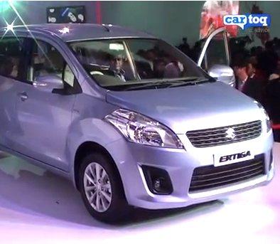 Compact & Family MPVs at Auto Expo 2012: A Video Roundup