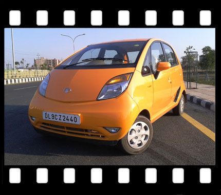 2012 Tata Nano: Video review