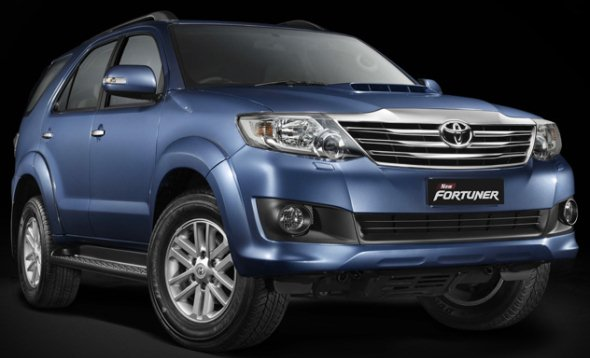 new toyota fortuner photo
