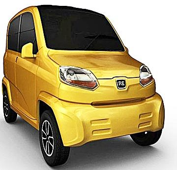 You can buy a Quadricycle this October