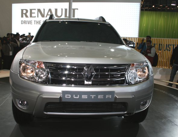 Renault Duster Specification Renault Duster Launch Photo
