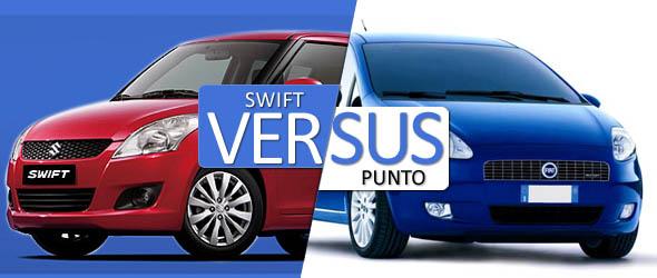 swift vs punto