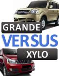 Mahindra Xylo facelift vs. Tata Grande