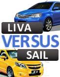 sail vs liva fb