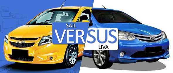 sail vs liva