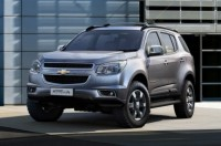 2013 chevrolet trailblazer front