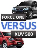 force one vs xuv fb